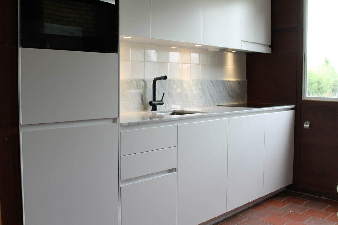 Greeploze keuken