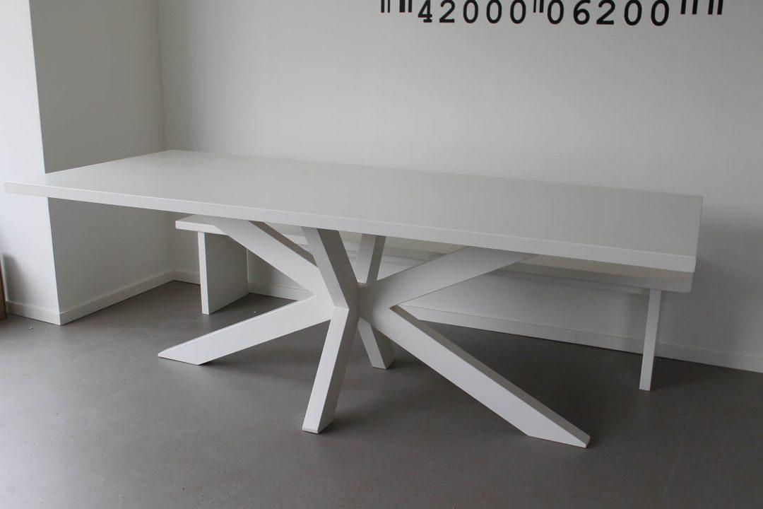 Ronde tafel wit hoogglans: inspiratie huizen spectaculaire hoogglans